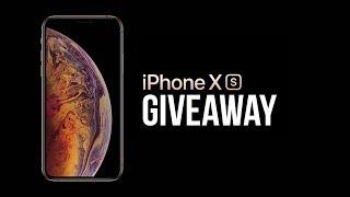 iPhone XS International Giveaway!