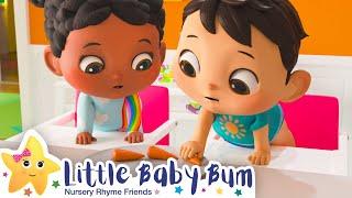 Eat Your Veggies Song + More Nursery Rhymes & Kids Songs - Little Baby Bum