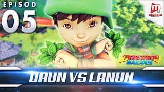 Download Video BoBoiBoy Galaxy EP05 | Daun VS Lanun - (ENG Subtitle) MP3 3GP MP4