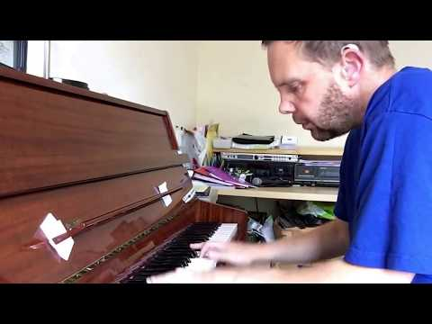 Manic Monday (The Bangles) - Robert Sinclair on piano