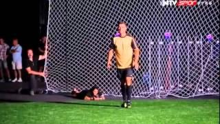 Cristiano Ronaldo, Olağanüstü Süper Güç Testi