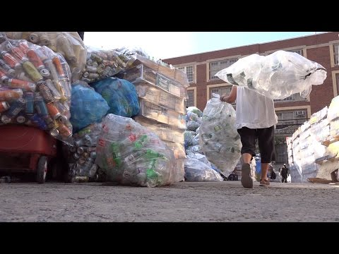 Sure We Can - Recycling In New York City