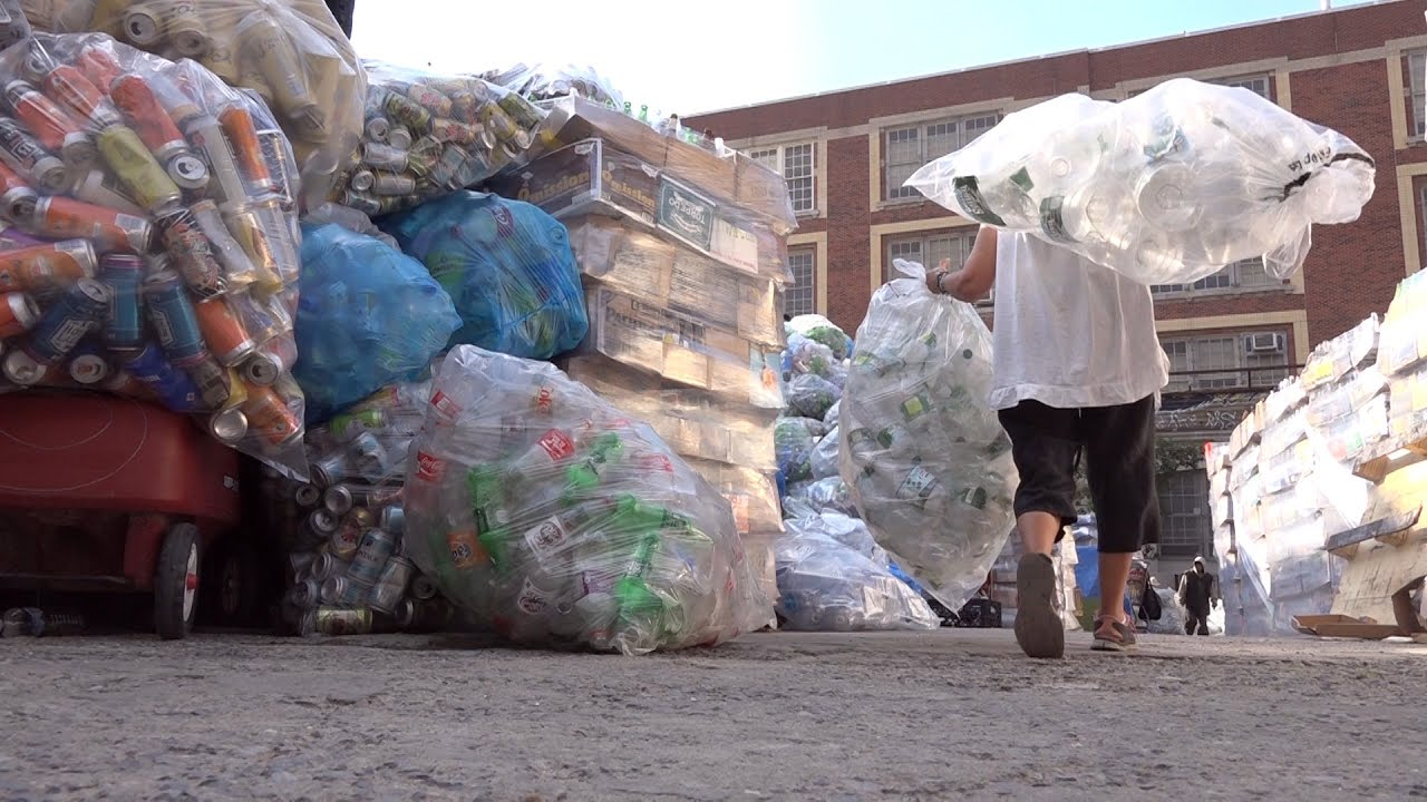 Sure We Can – Recycling In New York City