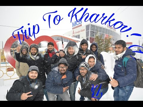 Trip To Kharkiv! ||vlog||