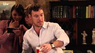 Rob Starts To Rub Peter Up The Wrong Way - Coronation Street