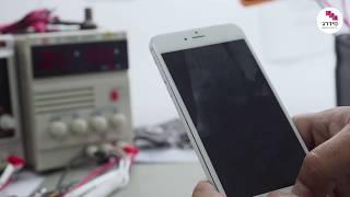 אייפון נפל למים - איך מנקים קורוזיה