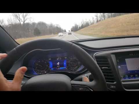 In-car 2015 200S AWD exhaust muffler delete