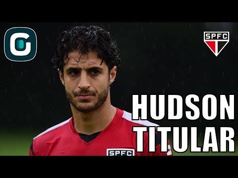 Valdívia E Arboleda Escalados No São Paulo E Hudson Titular- Gazeta Esportiva (14/02/18)