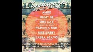 Clockwork Beach Party. Friday August 16th, 2013. Clock Tower Beach....