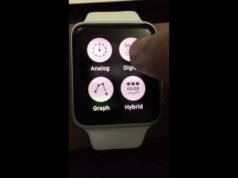 Apple Watch Tips And Tricks - Stopwatch App Styles