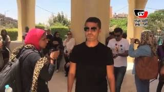 خالد النبوي ومحمود سعد يشيعان جنازة الراحل «محمد خان»