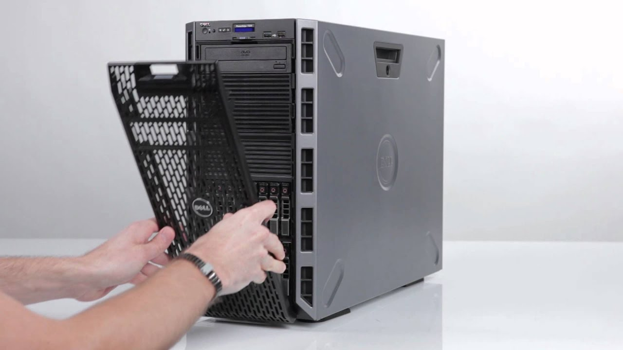 Dell PowerEdge SERVER T320 T420 T330 T430 T630 FRONT BAY COVER