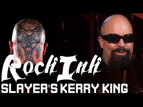 Rock Ink: Kerry King's Tattoos