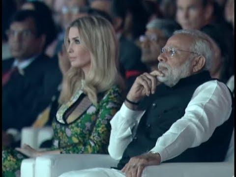 PM Narendra Modi & Ivanka Trump to inaugurate the eighth Global Entrepreneurship Summit in Hyderabad