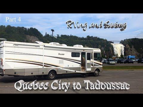 Quebec City To Tadoussac