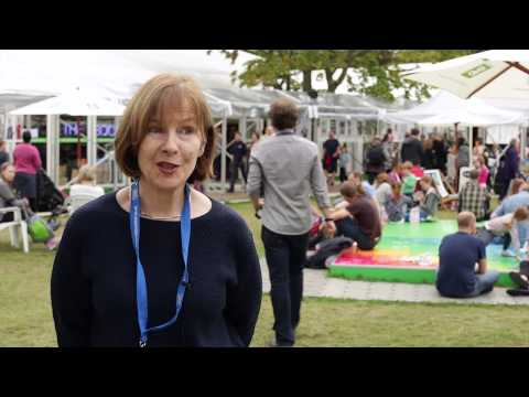 Posy Simmonds Interviewed at the Edinburgh International Book Festival