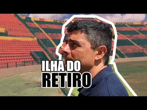 MARCELO DUARTE VISITA ILHA DO RETIRO (SEDE DO SPORT CLUB DO RECIFE) | 3Loucados #E20