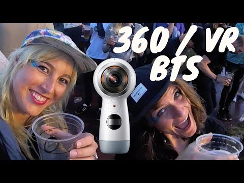 Roskilde Festival VR Behind the Scenes