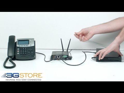 3Gstore VoIP and PBX Failover Test Line - Failover vs SpeedFusion (Peplink and Pepwave)