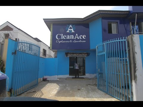 CleanAce DryCleaners Lekki Shop Opening Documentary