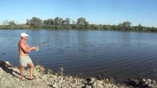 Рыбалка на Оке под г. Пущино