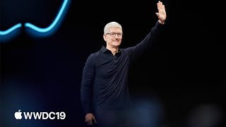 WWDC 2019 Keynote - Apple