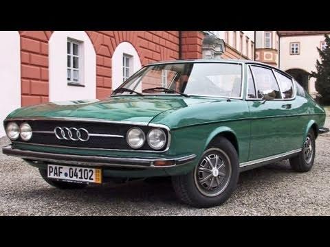 Audi 100 Coupé S: 70er-Jahre-Sportler mit Kopfnick-Automatik