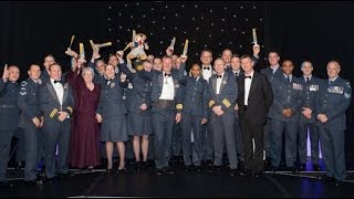 Royal Air Force Brize Norton BRAVOS Awards 2013
