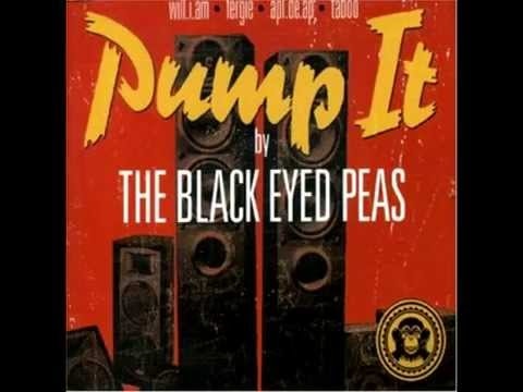 Pump It  The Black Eyed Peas HQ HD