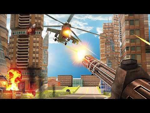 Elite Gunner 3D - Android Gameplay