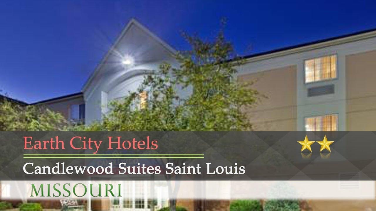 Candlewood Suites Saint Louis Earth City Hotels Missouri