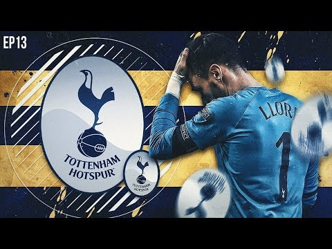 CHAMPIONS LEAGUE SEMI FINAL VS CHELSEA!! | Football Manager 2018 Let's Play: Tottenham | Episode 13