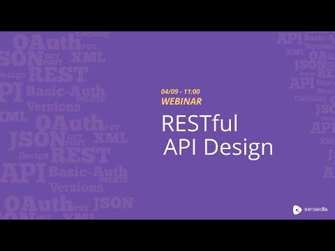 Webinar Design de APIs RESTful