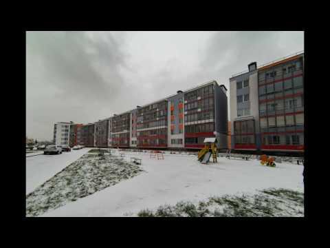Двухкомнатная квартира в Петергофе