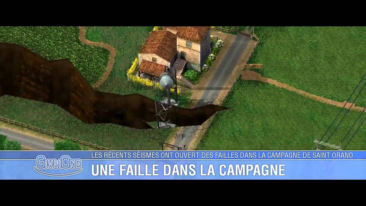 Destruction de Saint Orano : la Bande annonce - YouTube