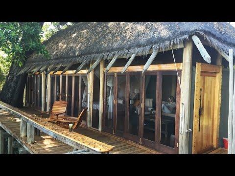 Africa Safari Room Tour: Jao, Botswana