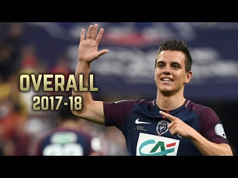 Giovani Lo Celso - Overall 2017-18 | Best Skills & Goals