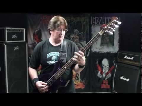 Black Sabbath - Die Young (HD Bass Cover)