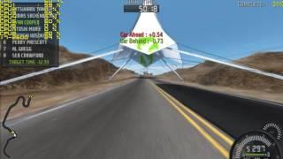 Need for Speed  ProStreet Racing! I7-2600/GTX 660TI (Max settings)