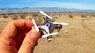 CX10W Nano FPV Drone Flight Test Review