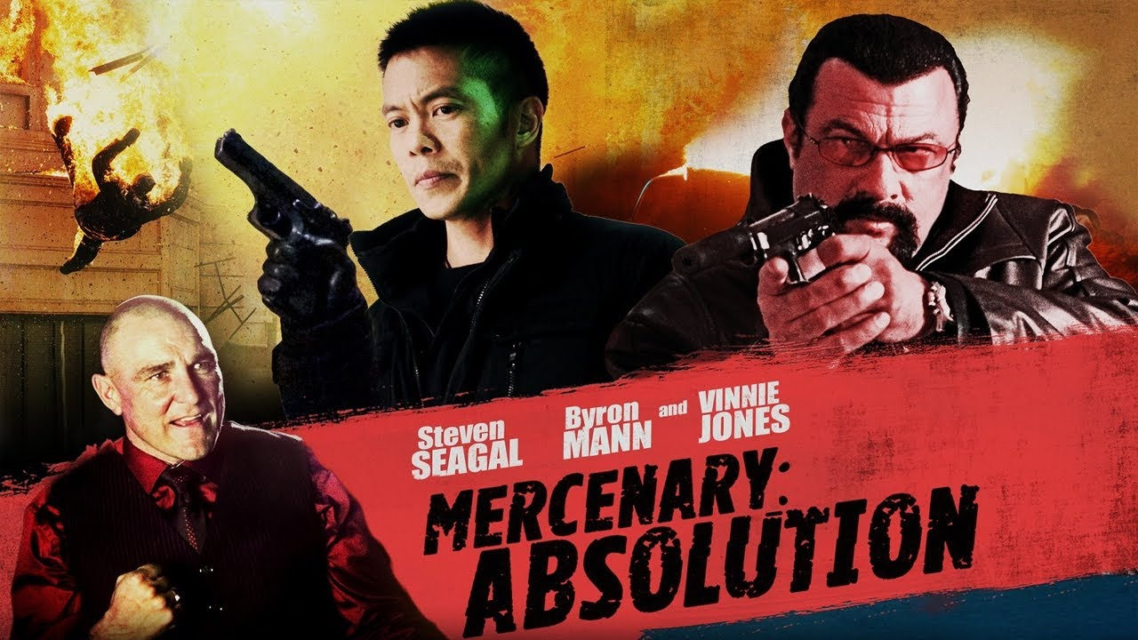 Download MOVIE REVIEWS #31 - Mercenary: Absolution - Marshal Arts Netflix Film Review - Steven Seagal Sequel