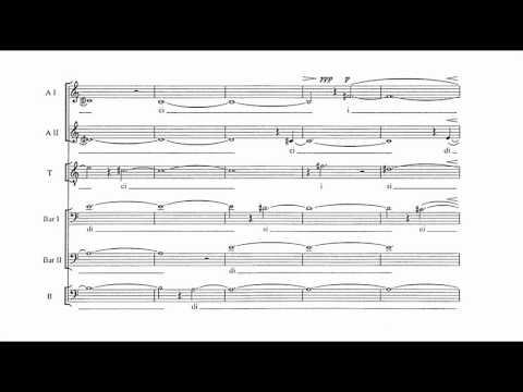György Ligeti - Nonsense Madrigals [3/6]