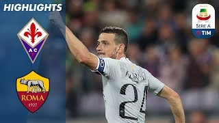 Download Video Fiorentina 1-1 Roma | Late Florenzi Strike Earns Point For Roma | Serie A MP3 3GP MP4