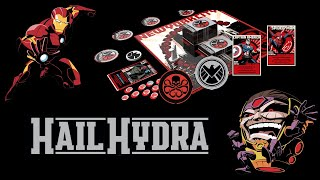 """Your friends could be working against S.H.I.E.L.D. in """"Hail Hydra"""" 