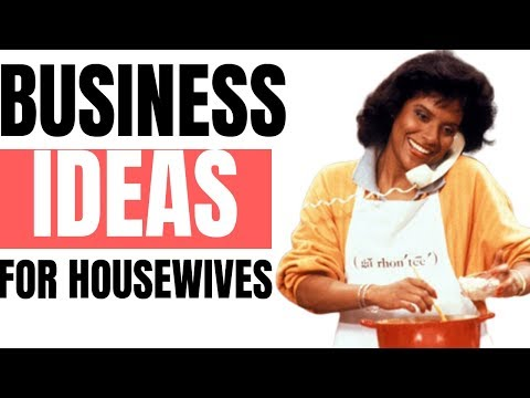 Business Ideas for Housewives + Stay at Home Moms. http://bit.ly/2Q6cQQf