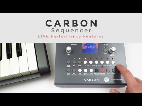 CARBON LIVE Performance Features