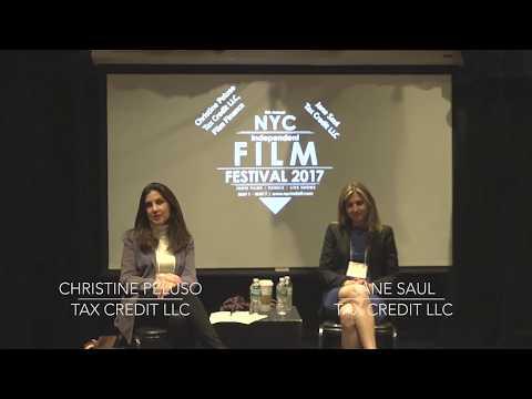 Film Finance Panel 2017