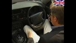 Jaguar - XK8 (X100) - Customer Handover Video (1996)