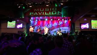 State Fair 8-7-15 Chasin Mason Neon Light Live @ The Budweiser Pavilion