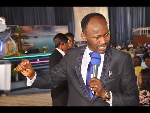WATCH a prophecy from Apostle Johnson Suleiman about Cameroon.SO EXCITING